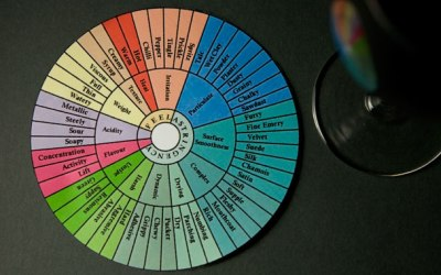 mouthfeel wheel
