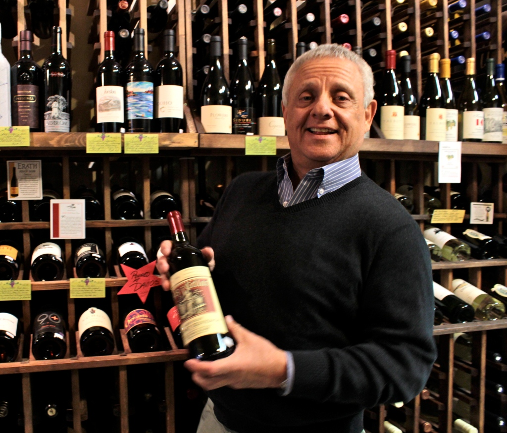 Neal Brown of Hingham, MA is an attorney, sommelier and the founder of Âbout Wine